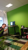 green nornware office